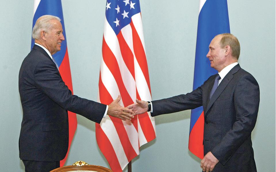 Cimeira Biden-Putin arrisca novo fracasso entre potências
