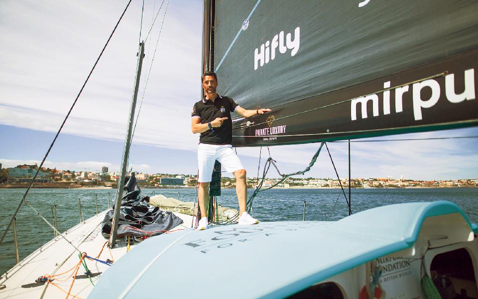 Troféu Mirpuri Foundation: Uma regata sustentável e solidária