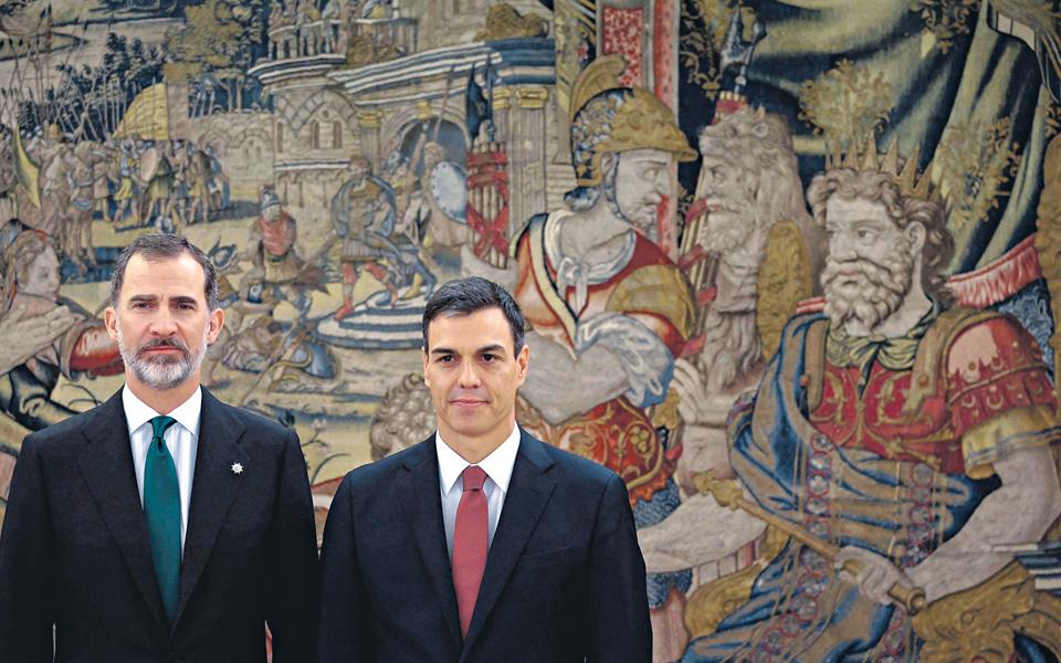 Espanha aproxima-se de eleições mas Filipe VI ainda tem esperança