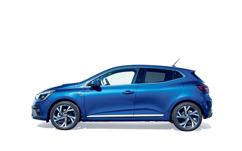 Renault Clio - Há um novo ronco no RS Line