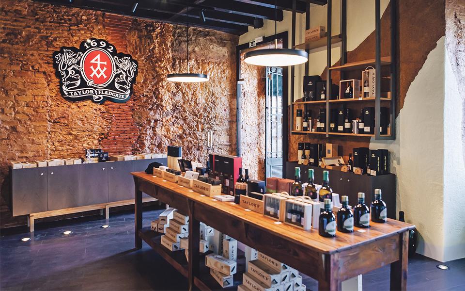 Museu do vinho do porto em lisboa: Taylor's vai investir até 10 milhões