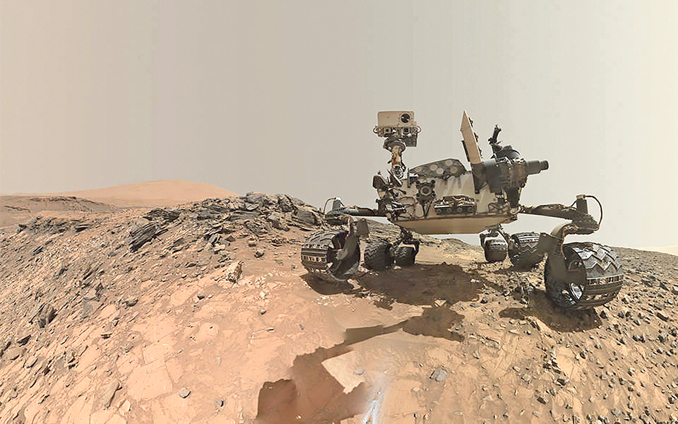 Espaço: Tecnologia portuguesa  à conquista  de Marte