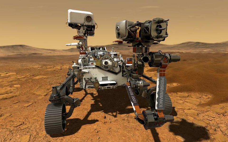 Tecnologia Espacial: Marte 'na mão' da cortiça nacional