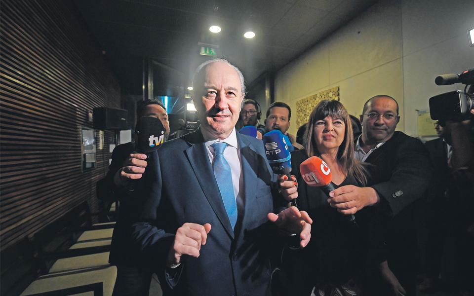 Prestação de Rui Rio nos debates esteve ao nível de António Costa