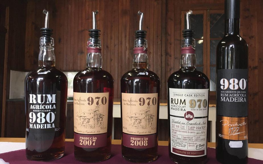 Rum do Porto da Cruz vale ouro ao nível internacional