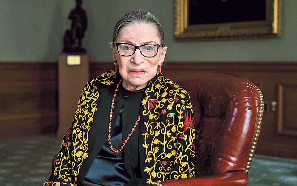 Ruth Bader Ginsburg: A resistente  e combativa liberal do Supremo