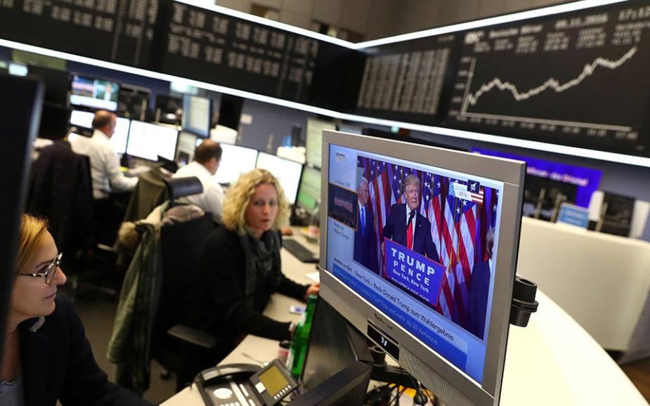 Mais expetativas que incentivos reais num ano de 'Trump rally'