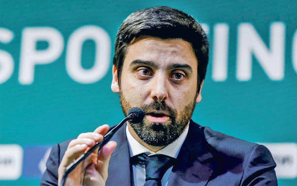"""Francisco Salgado Zenha: """"O Sporting vai continuar   a ser um clube vendedor líquido de jogadores"""""""