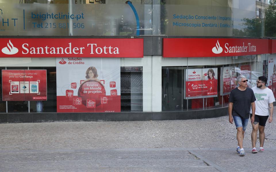 """Santander Totta abre """"guerra"""" nos spreads no crédito à habitação"""