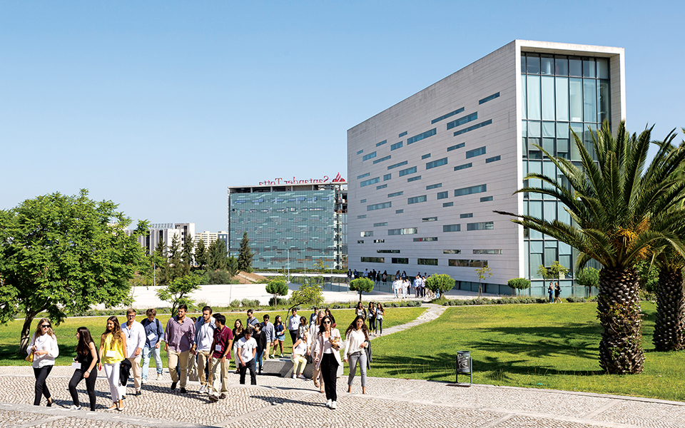 Singularity desafia portugueses através da Nova SBE