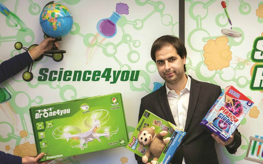 Science4You vai usar aumento de capital para reforçar 'e-commerce'