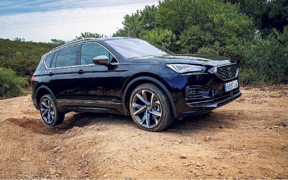 Tarraco: A Seat tem um SUV que é capaz de escalar tudo