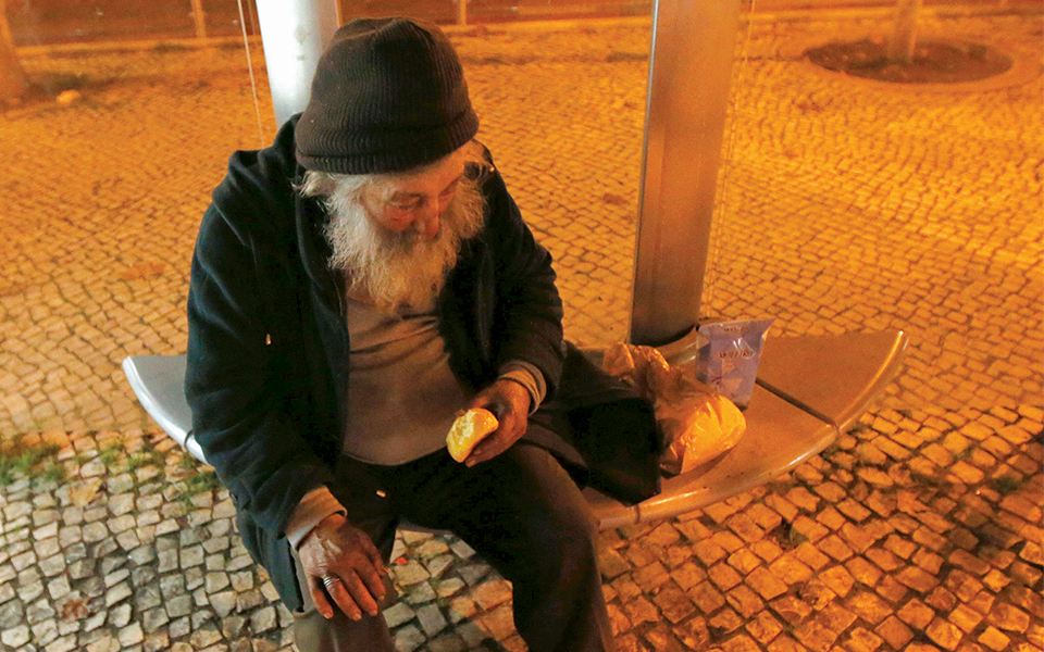 Plano para sem-abrigo avança após sete anos de interregno