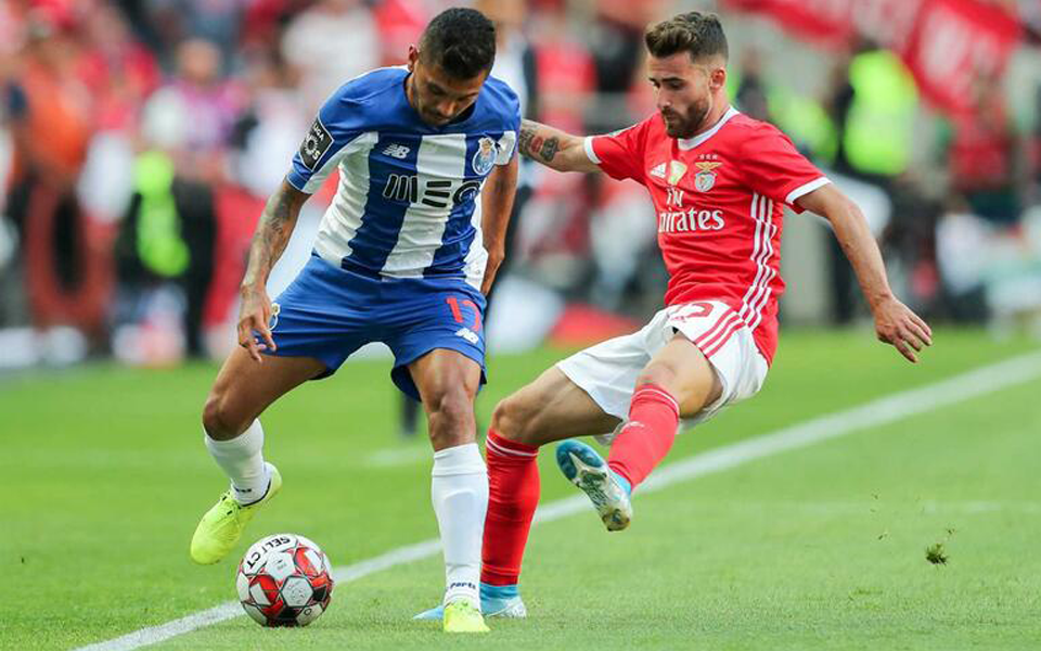 Bis do benfica  ou reconquista  do fc porto?