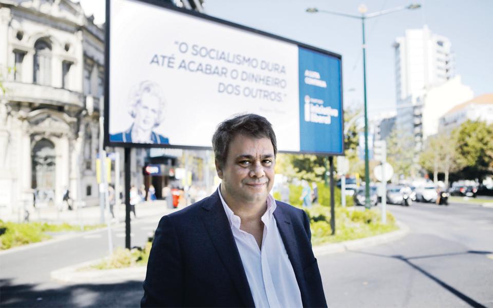 Manuel Soares de Oliveira - O criativo  da Iniciativa Liberal