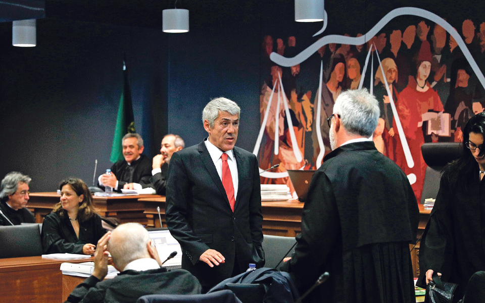 'Operação Marquês' só chega à Relação no início de 2022