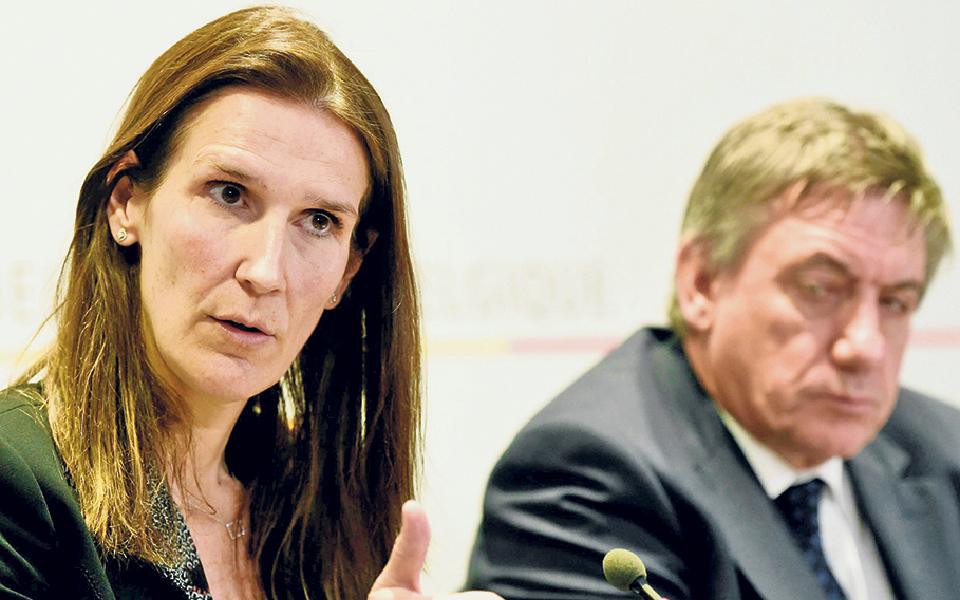Sophie Wilmès:  A primeira-ministra belga por que a Europa suspirava