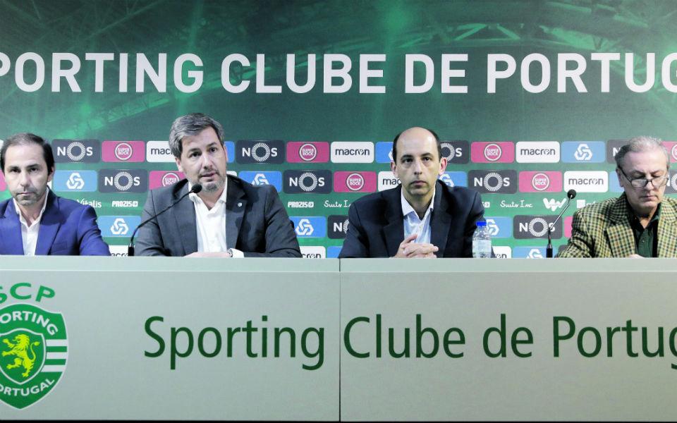 """""""Cenário extremo  pode culminar  com a insolvência  da Sporting SAD"""""""