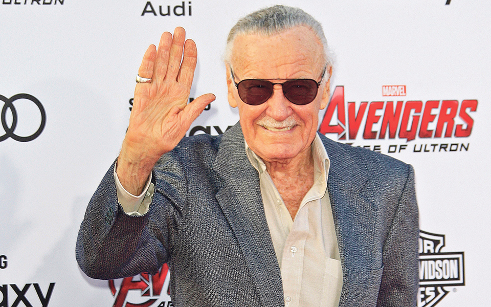 Stan lee Excelsior: a imortalidade do génio da Marvel