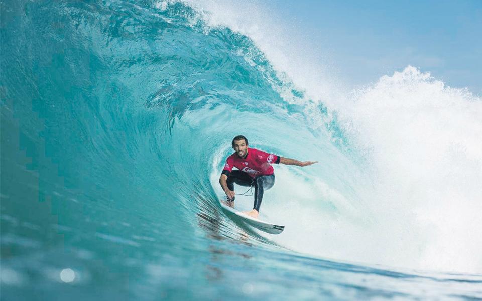 Frederico Morais - A vida do surfista até chegar às Olimpíadas
