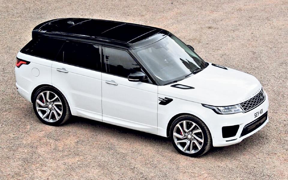 Range Rover Sport: Imponente e inteligente