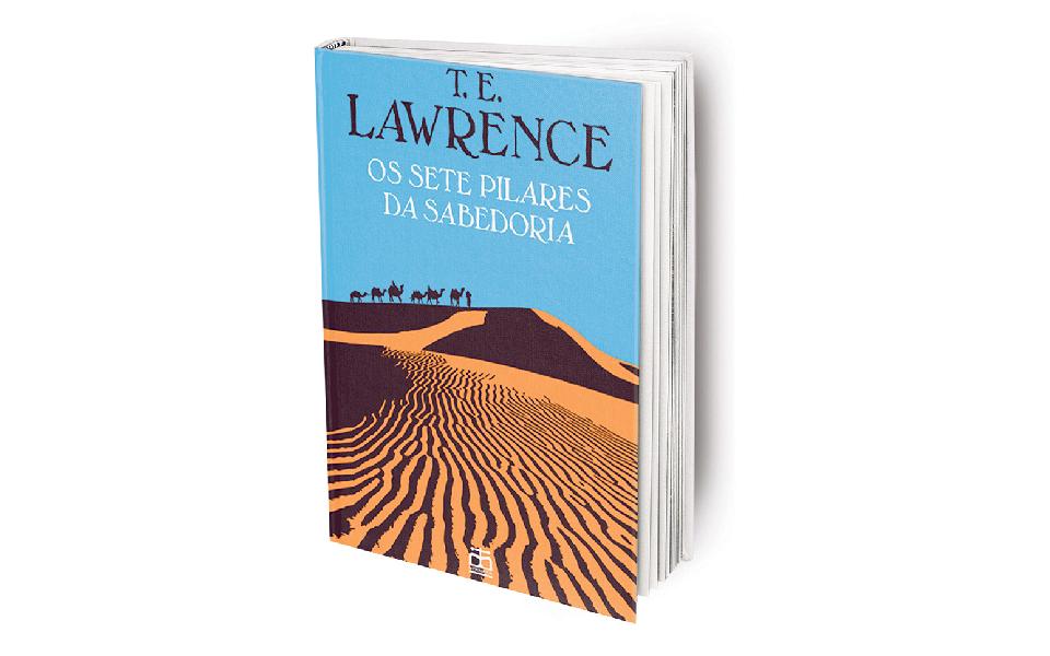 Os Sete Pilares da Sabedoria: Parte do mundo contemporâneo num só livro