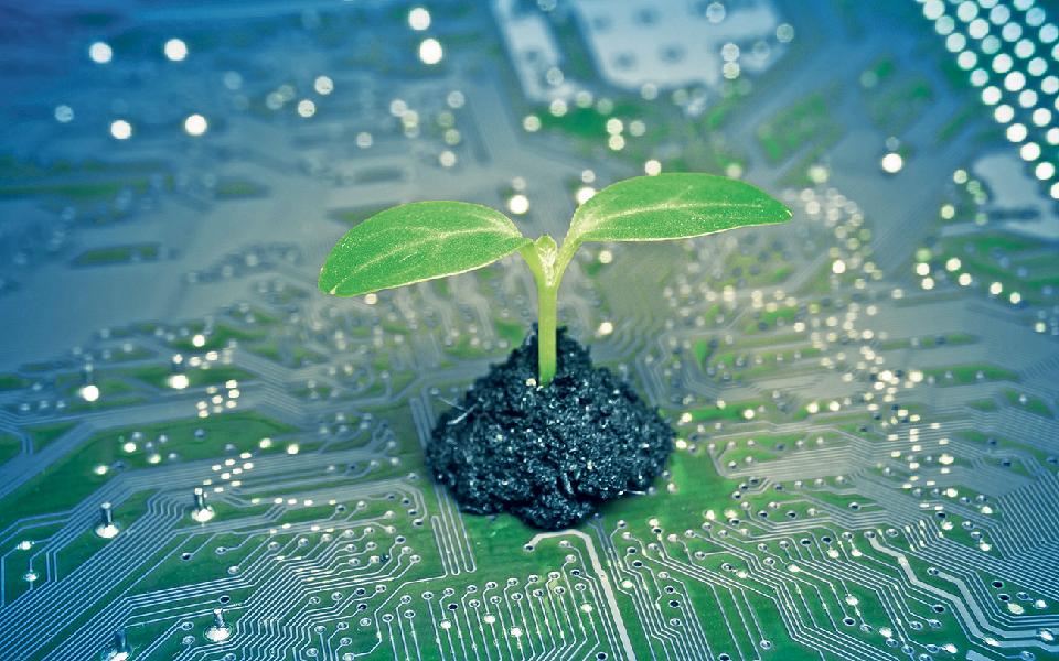 JE e Huawei promovem debate sobre o papel da tecnologia  na sustentabilidade