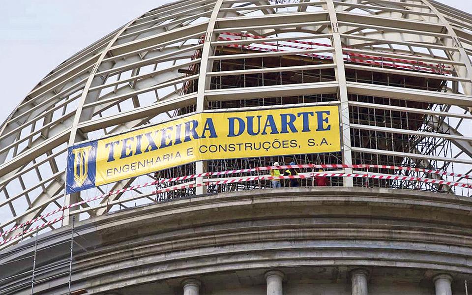 Novo CEO da Teixeira Duarte tem rentabilidade e dívida como principais desafios