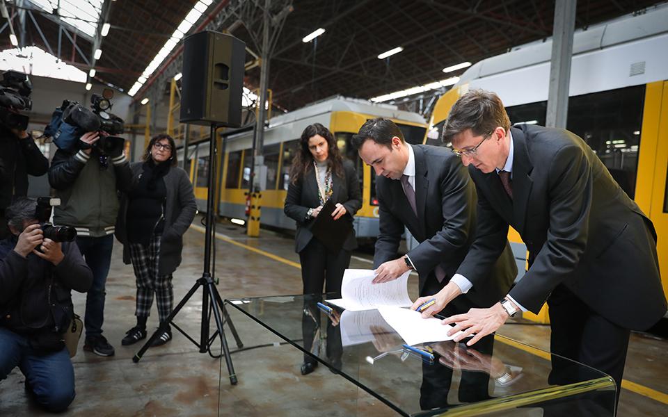 Empresas públicas de transportes com mais 23 milhões de clientes