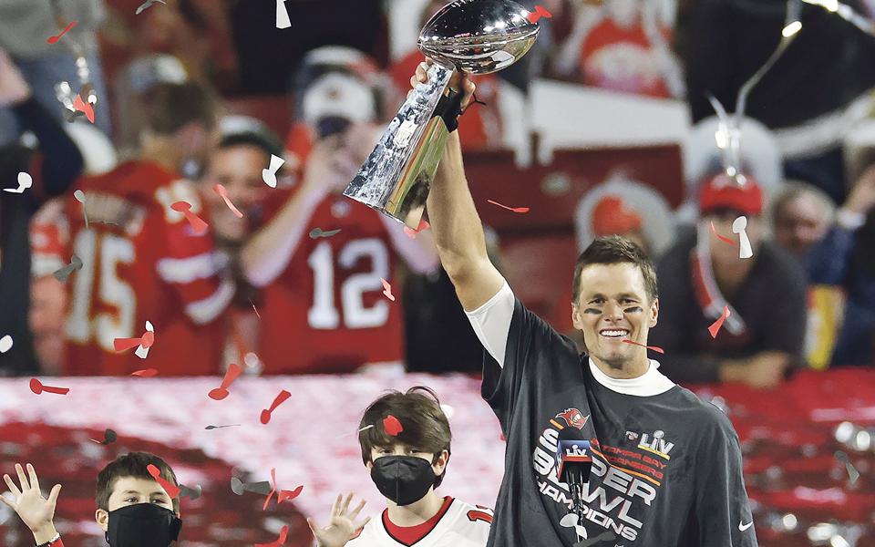 Tom Brady: Um desportista que ficou maior do que o seu próprio desporto