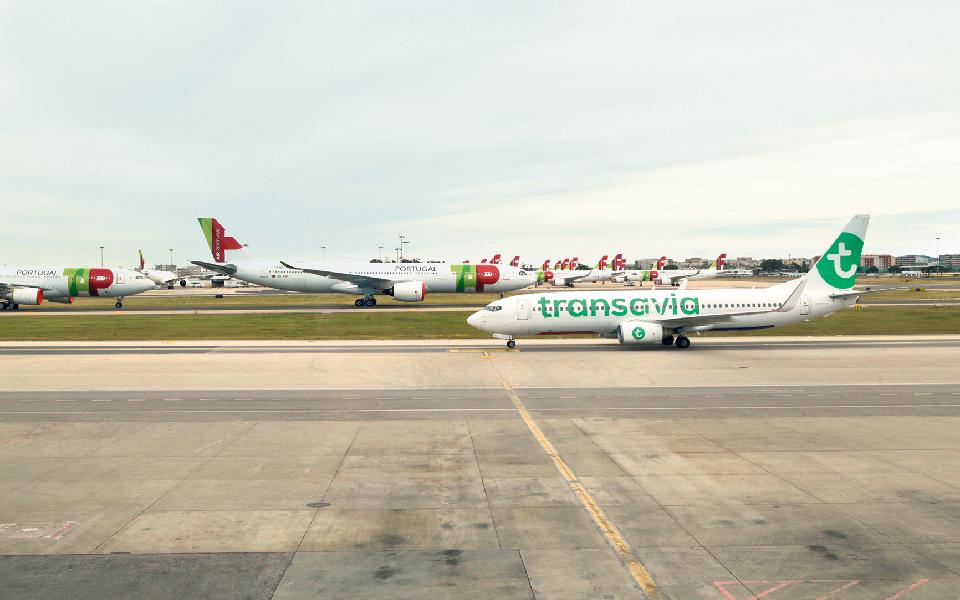 Transavia aposta em Portugal com oferta a 80% do pré-Covid