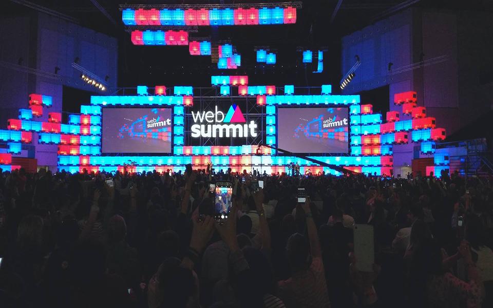 """""""Web Summit pede-nos esforço de 90 milhões"""""""