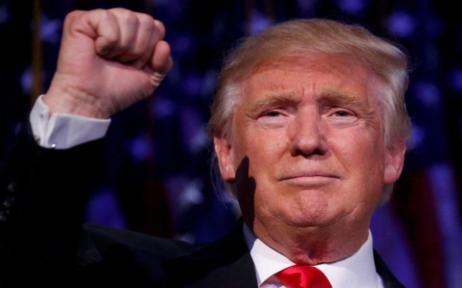 Os 12 trabalhos de Donald Trump