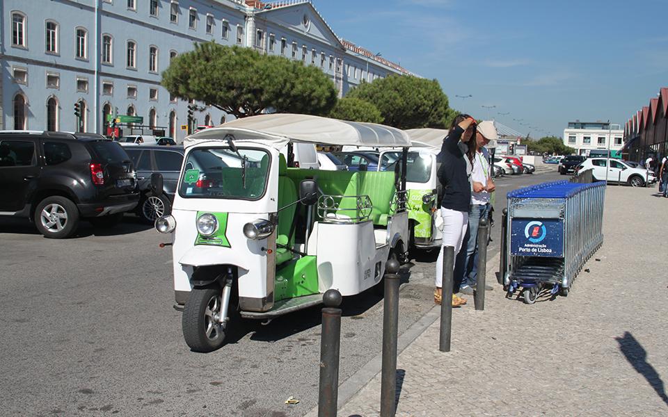 Tuk Madeira City Tours na rota de soluções mais ecológicas