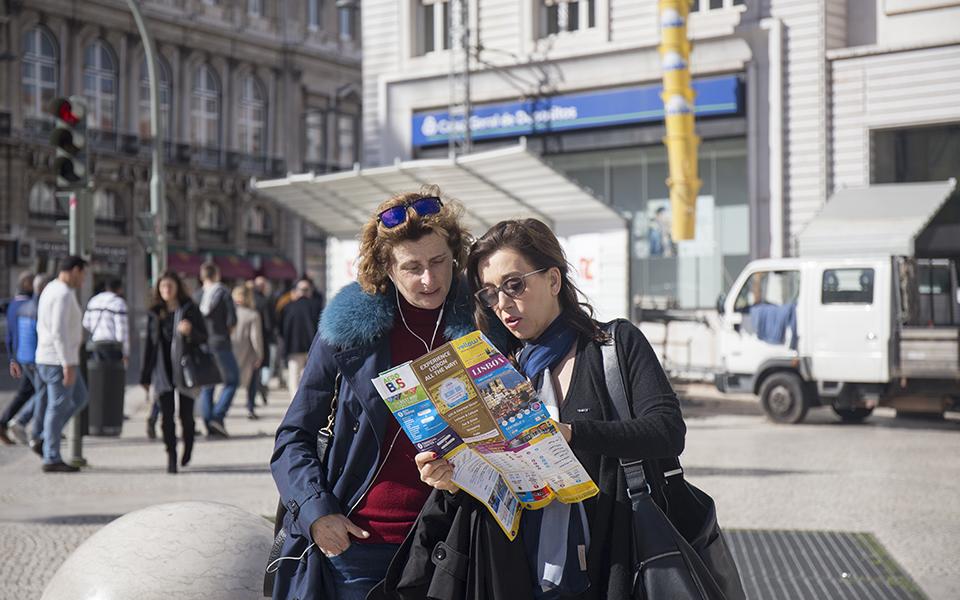 """""""Portugal está muito alavancado no turismo"""""""