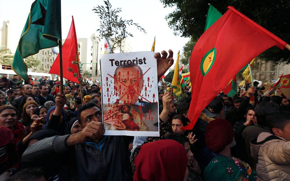 Síria e Turquia novamente em rota de colisão