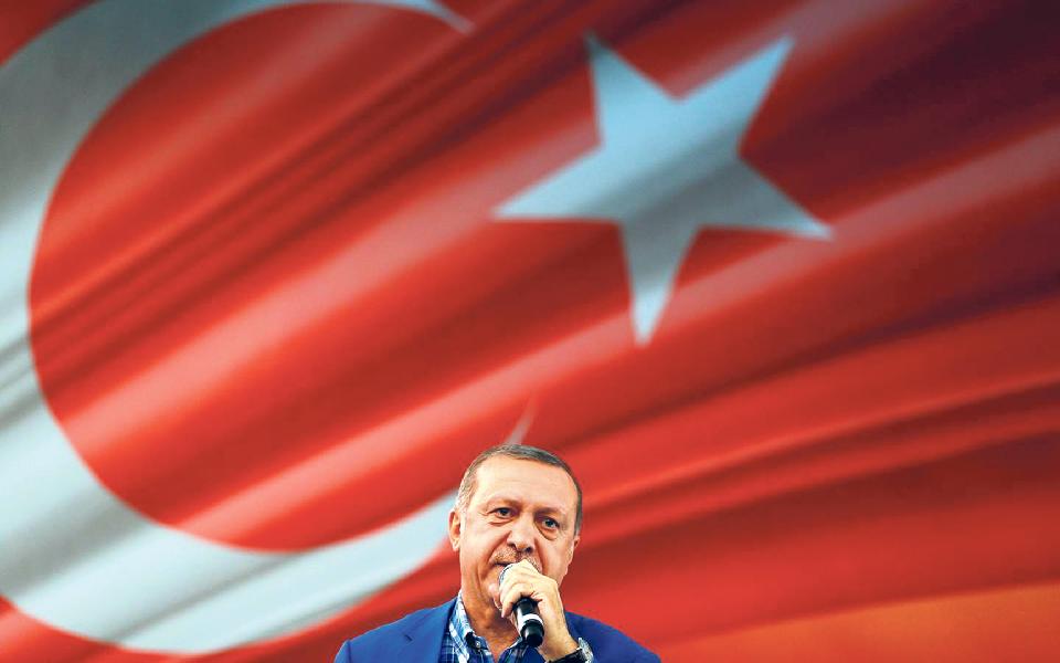 Turquia aumenta o cerco à bacia do Mediterrâneo