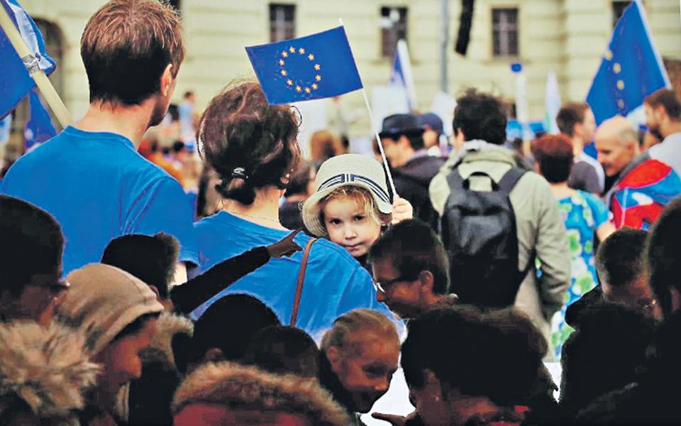 Europa na encruzilhada: a irrelevância como modo de vida