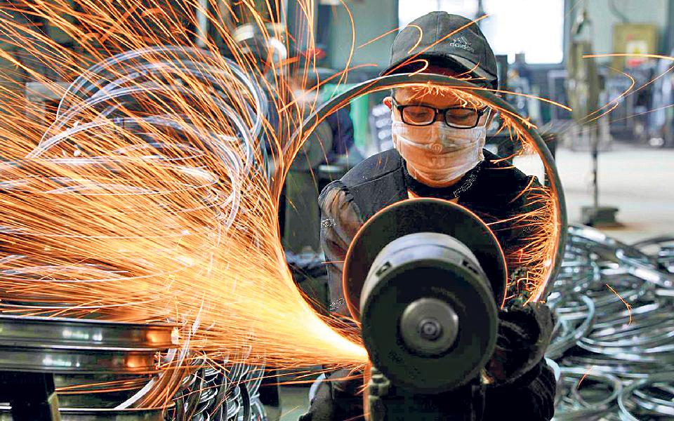 Apostar na formação para  se poder reindustrializar