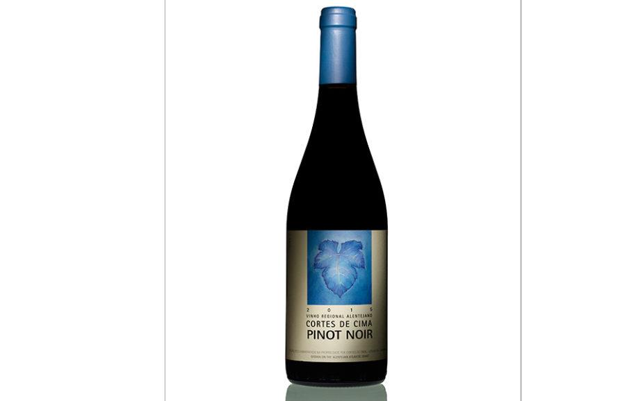 Cortes de Cima: Um Pinot Noir da costa alentejana
