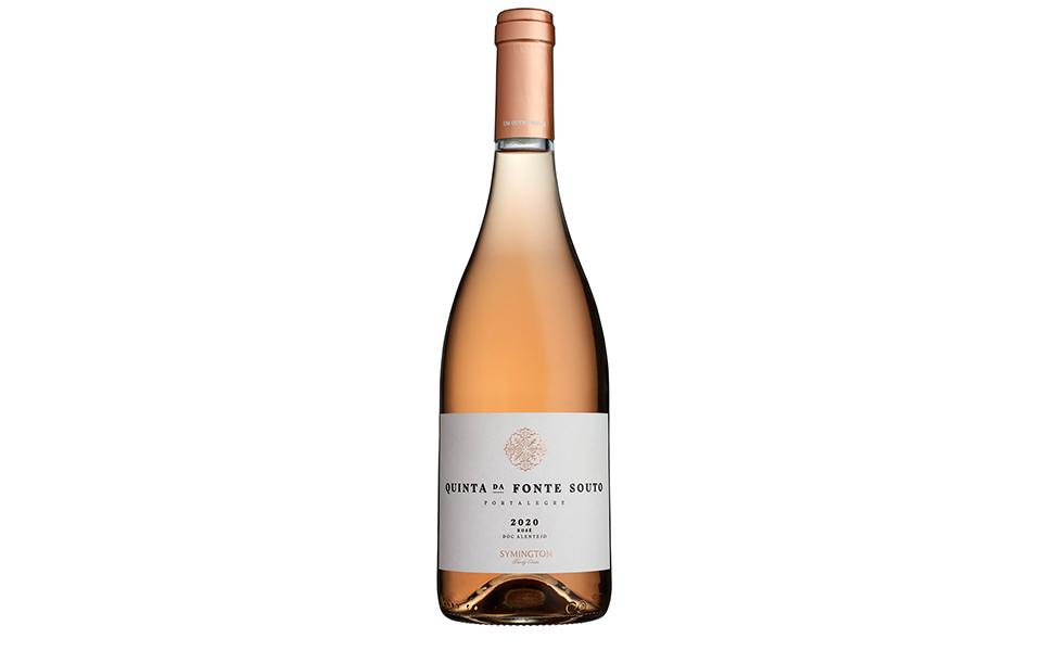 Quinta da Fonte Souto rosé 2020: Um balão de ensaio que saiu perfeito