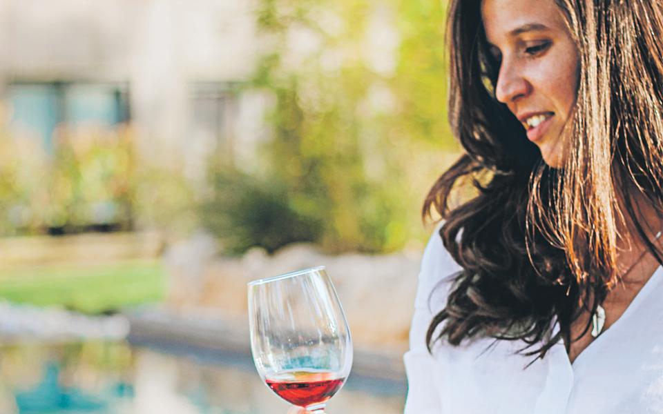 Diana Silva arrisca nos vinhos de mesa da 'Ilha'