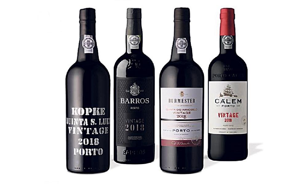 Sogevinus Fine Wines: Um quarteto de Portos de excelência