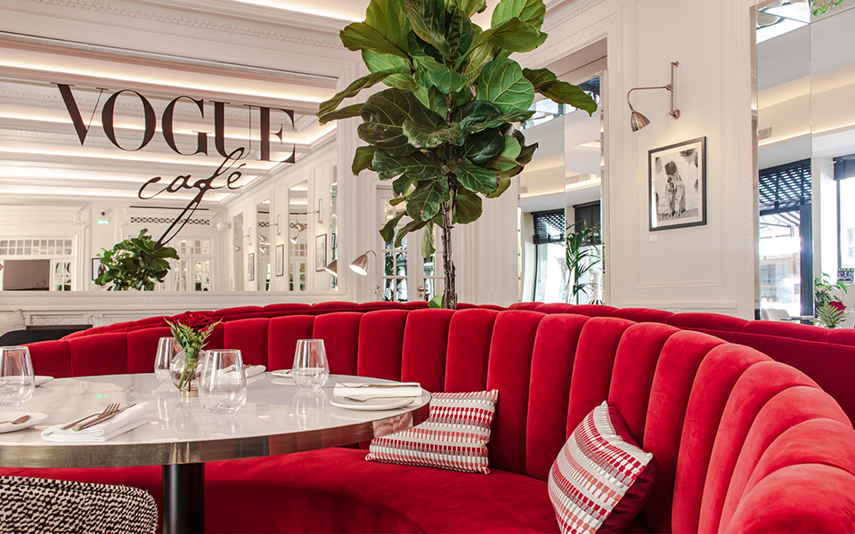 Vogue Café Porto: Preciosidade dentro de uma obra de arte