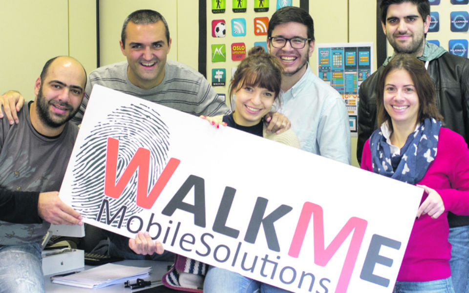 Walkme: do Tecnopolo  da Madeira até ao Japão