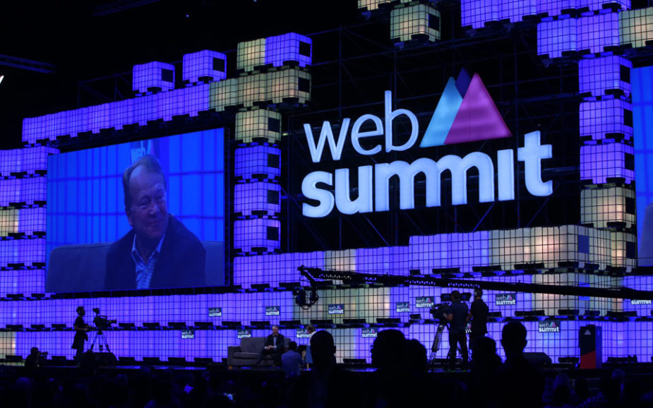 Web Summit: 20 terabytes de downloads