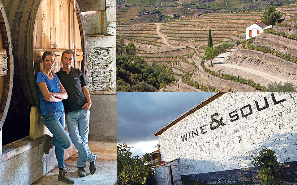 Wine & Soul Produtores do Douro partem à conquista da Rússia e da América Latina