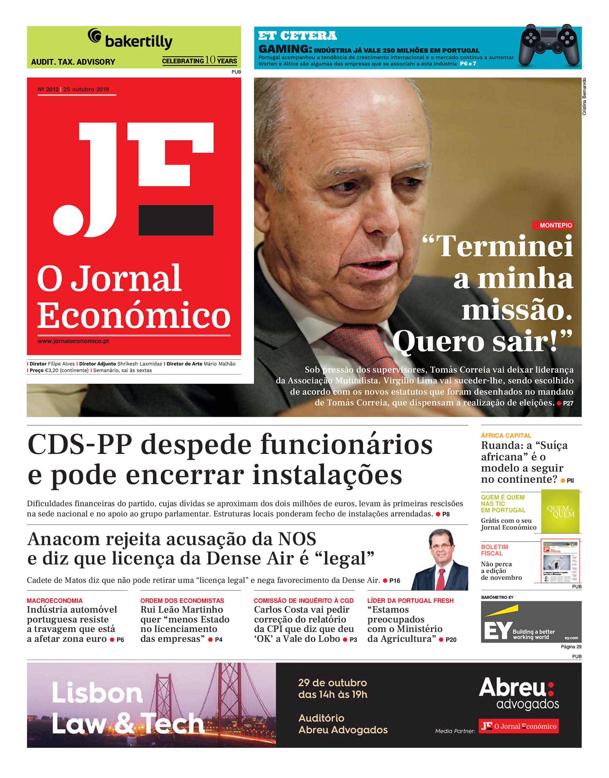 Edição nº 2012